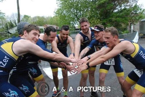 Ploegentriatlon 2019 - Team B